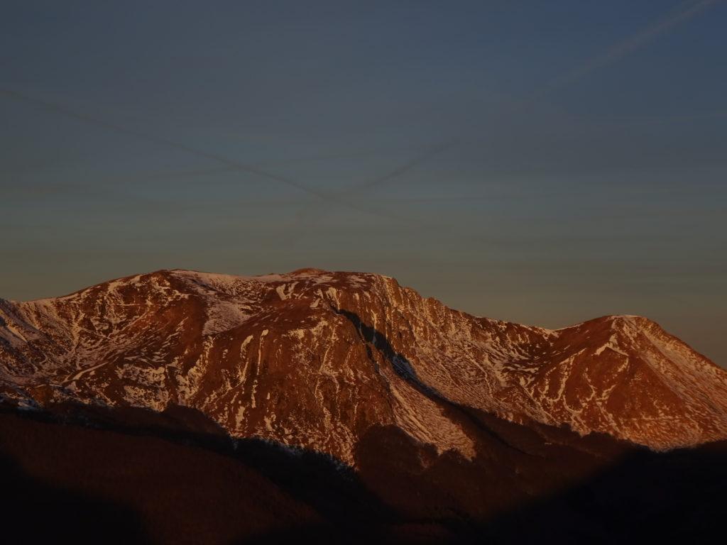 escursione alba Monte Prado