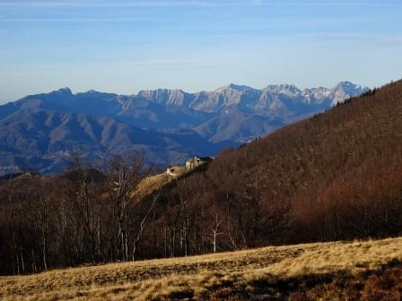San Pellegrino in Alpe e Alpi Apuane