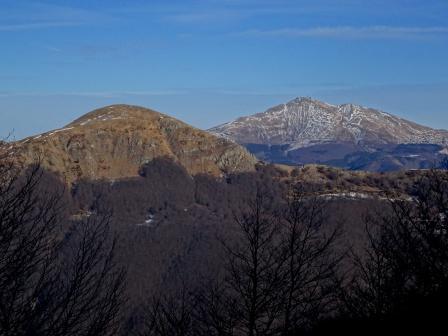 Monte Nuda e Monte Cimone