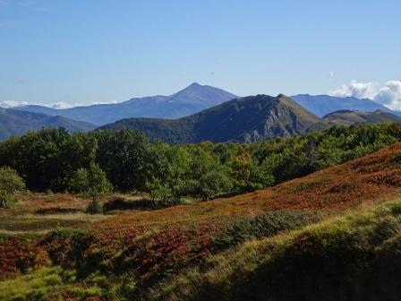 Monte Giovarello e Cimone