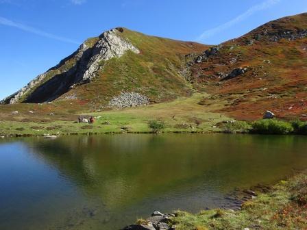 Lago Bargetana Monte Cipolla