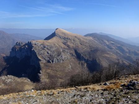 sentiero Monte Nona Palagnana Monte Croce