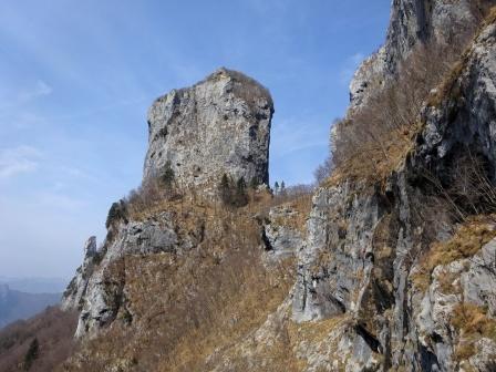 Monte Procinto Rifugio Forte dei Marmi