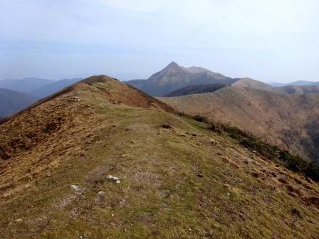 Monte Matanna Colle delle Prate
