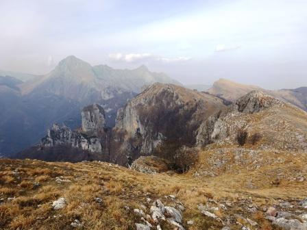 Monte Matanna Nona Procinto Pania della Croce