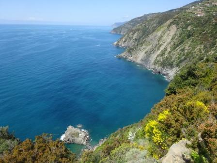 Anello Campiglia-Schiara-Monesteroli-Fossola - La costa fino a Punta Mesco
