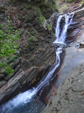 Cascata Torrente Ozola