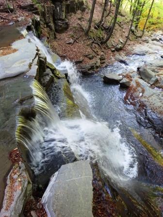 cascate Lavacchiello inferiore