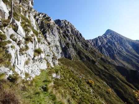 Val di Resia, sentiero 632 monte Sart