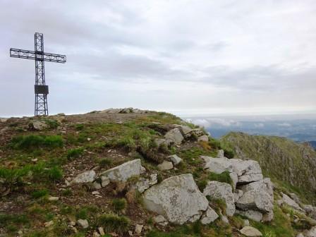 Monte Ventasso croce