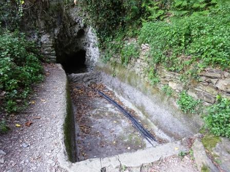 Fra Corniglia e Volastra sul sentiero 586 il Rio Mulinello