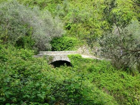 Ponte sul Fosso Canaletto