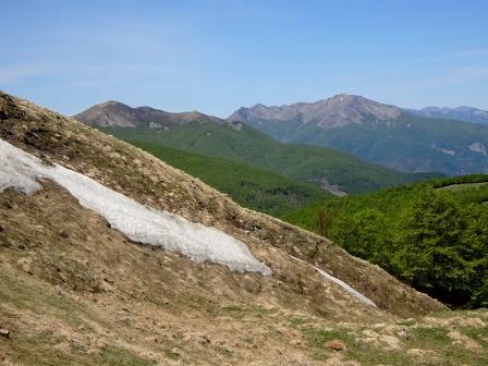 Monte Cavalbianco Alpe di Succiso