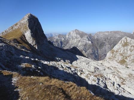 Monte Sart e Monte Cimone