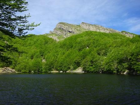 Lago Scuro e Monte Scala