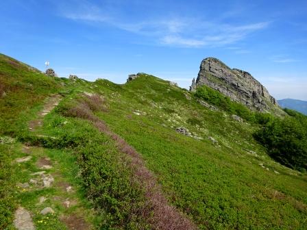 Lagoni, Passo di Fugicchia e Monte Scala