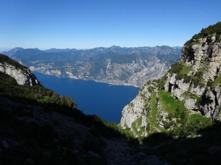 Scorcio su lago di Garda