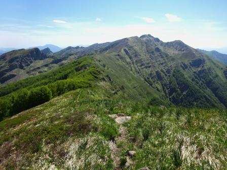Vista da Monte Brusa
