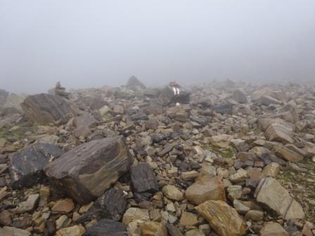 Intorno al Monte Basodino verso Tamierpass