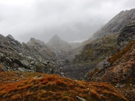 Intorno al Monte Basodino sentiero G22