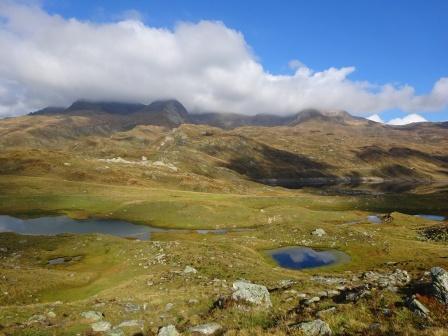 Trekking Monte Basodino Laghi del Toggia