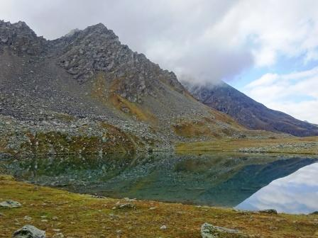 Trekking Monte Basodino Lago Boden sud