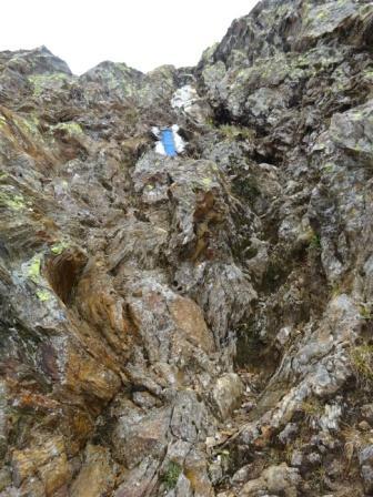 Trekking Monte Basodino paretina