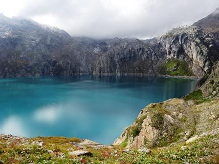 Trekking Monte Basodino Lago Cavagnöö