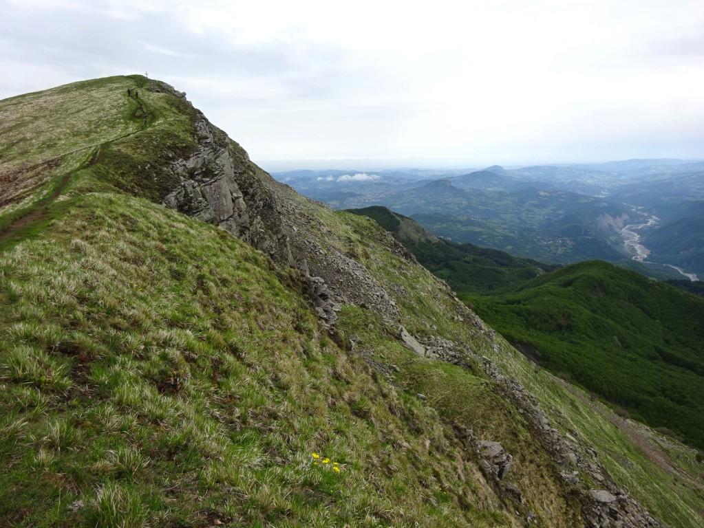 sentieri Monte Ventasso versante sud-ovest