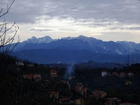 Alpi Apuane La Spezia