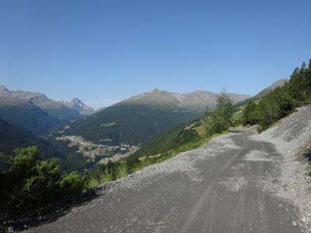 Parco nazionale dello Stelvio Val Viola Bormina