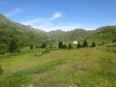 Sentieri Parco nazionale dello Stelvio Valle Vezzola