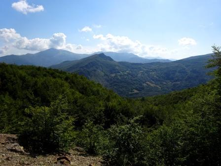 Monte Modino e Monte Cimone
