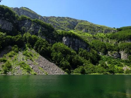 Lago Santo Modenese e Monte Giovo