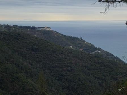 Santuario di Montenero Cinque Terre