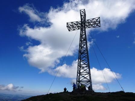 Corno alle Scale croce
