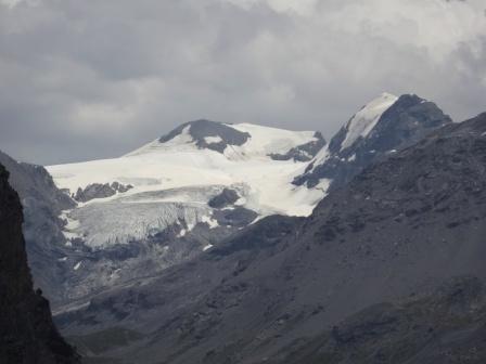 Parco nazionale dello Stelvio Vedretta dei Vitelli e Vedretta Piana