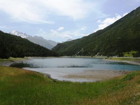 Parco nazionale dello Stelvio Lago delle Scale Cancano Fraele