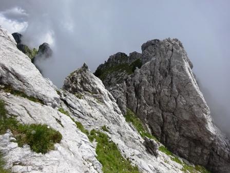 Salita al Monte Grondilice