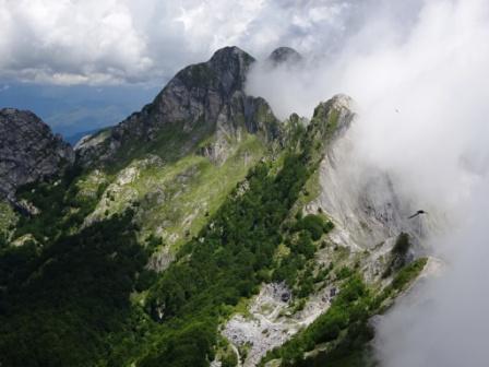 Monte Contrario e Cavallo dal Grondilice