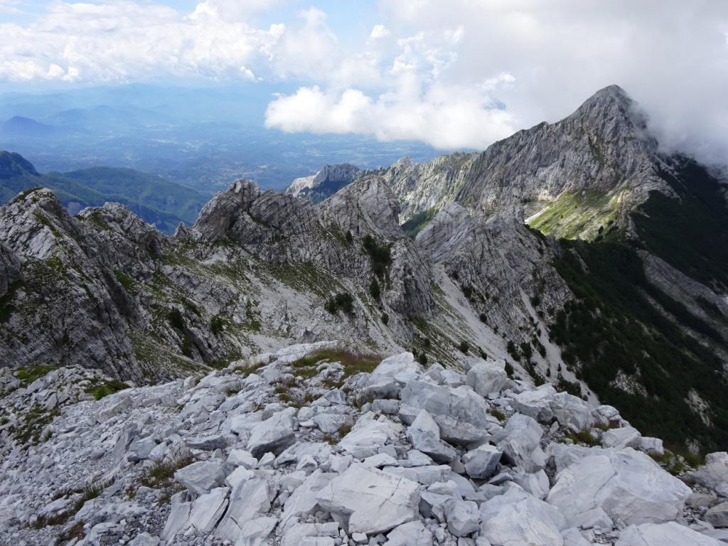 Monte Grondilice Cresta Garnerone Pizzo d'Uccello