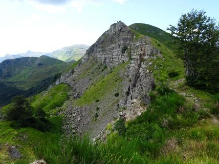 Monte Nuda dal Colle il Boschetto