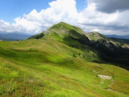 Monte Nuda versante sud