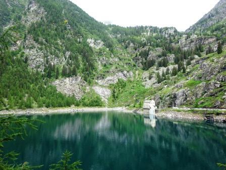 Lago di Campliccioli Valle Antrona