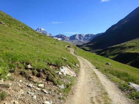 Valle di Cedec e Gran Zebrù Rifugio Pizzini