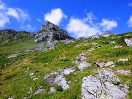 Pian della Mussa Rifugio Gastaldi Alpe Naressa