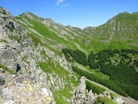Monte Alto Alpe di Succiso