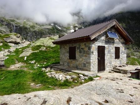 Bivacco Cingino Alta valle Antrona