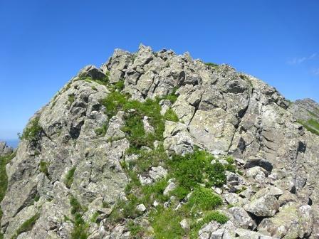 Monte Alto Passo del Cerreto sentiero 00