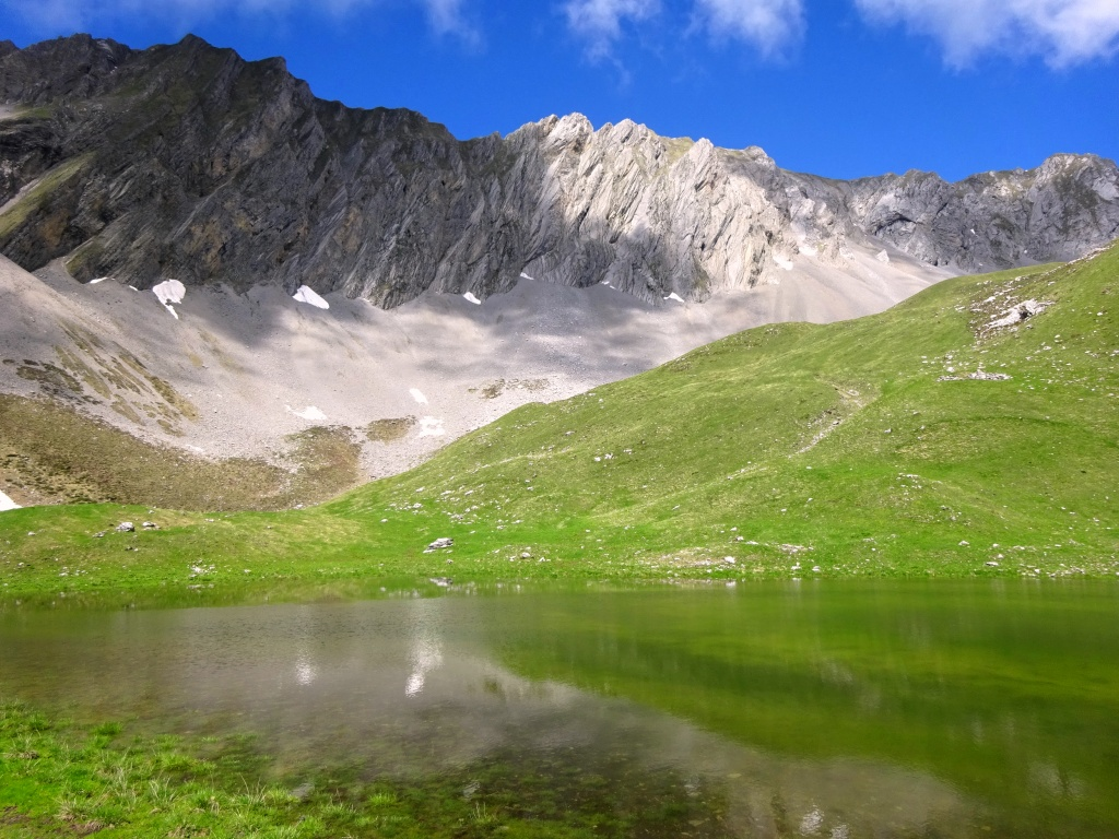 Lago d'Asbelz
